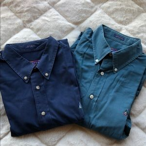 Vintage Norsport long sleeve button downs